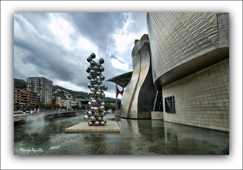 Guggenheim Bilbao-I