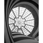 Guggenheim Museum made by Frank Lloyd Wright
