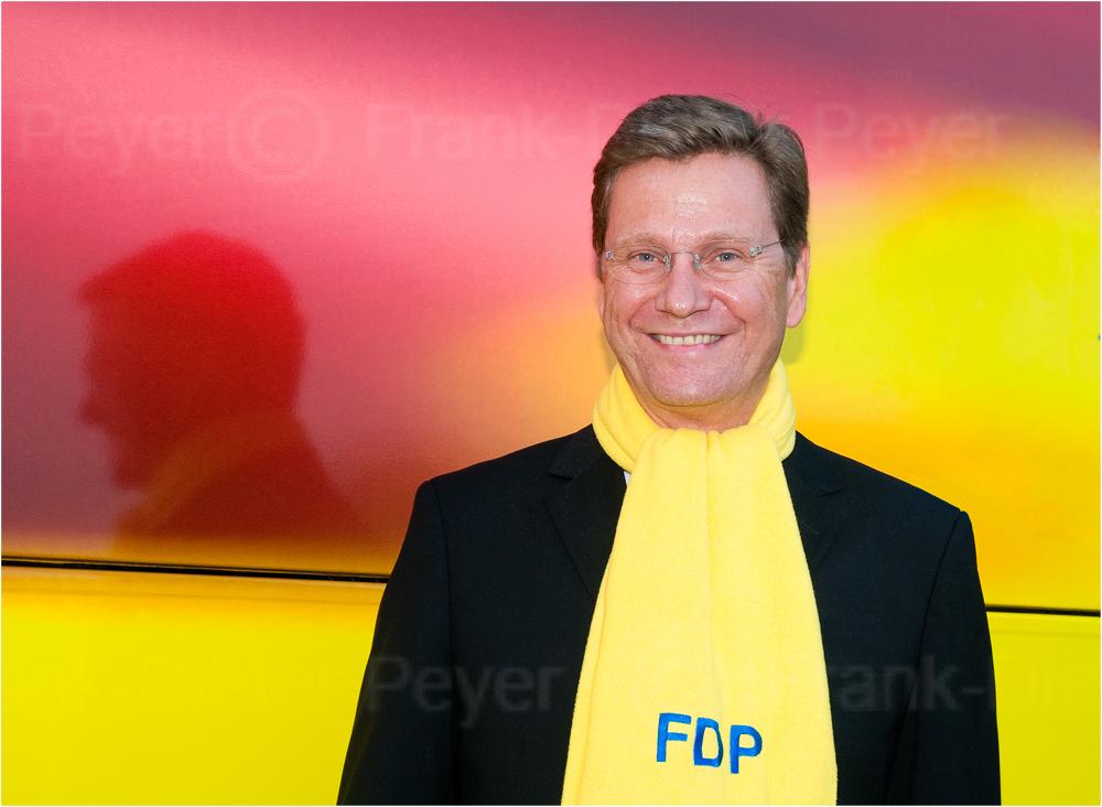 Guido Westerwelle †