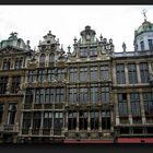 Guildhalls on the Grand Place Brussels