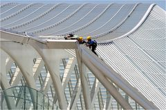 Guillemins´ workers