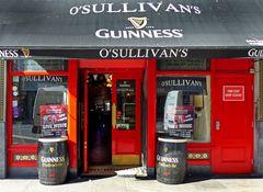 Guinness bei o'Sullivan's