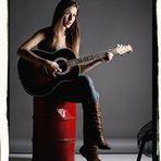 """""""Guitar Girl"""""""