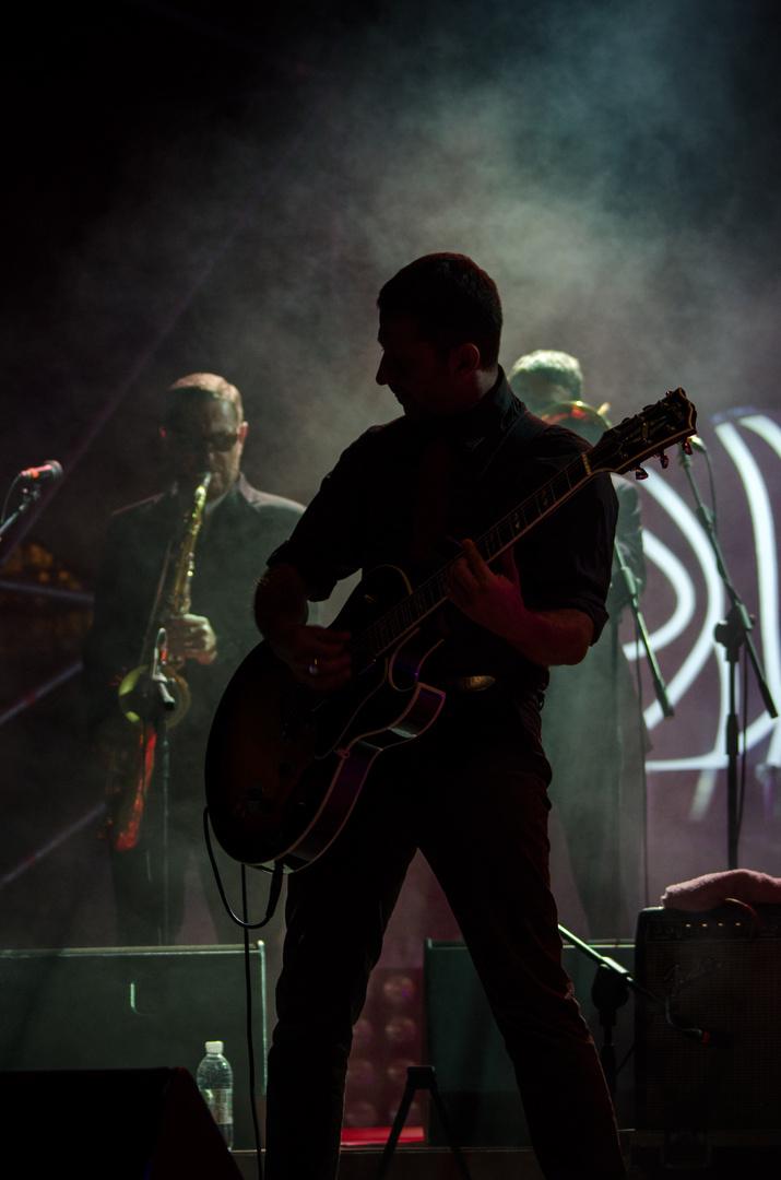 Guitar Silouette