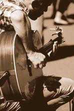 Guitare ....Montmartre