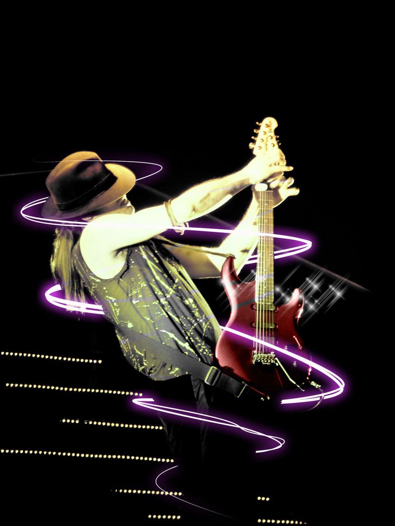 guitarrista amaral