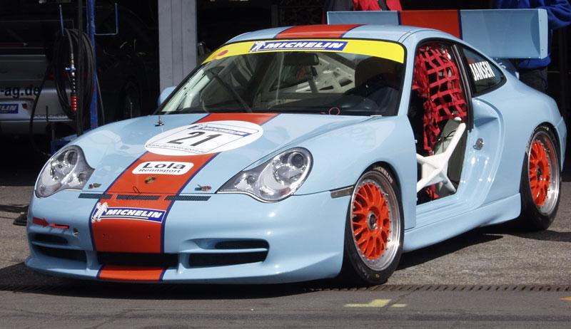 GULF Porsche .2