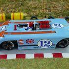 Gulf Porsche 908 als Slotcar