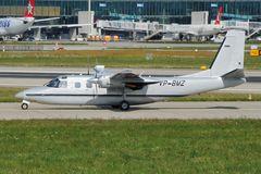 Gulfstream American 690D Jetprop 900