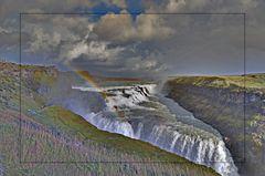 Gullfoos Iceland