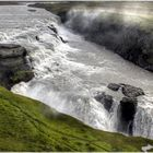 * Gullfoss * . . . Iceland 06