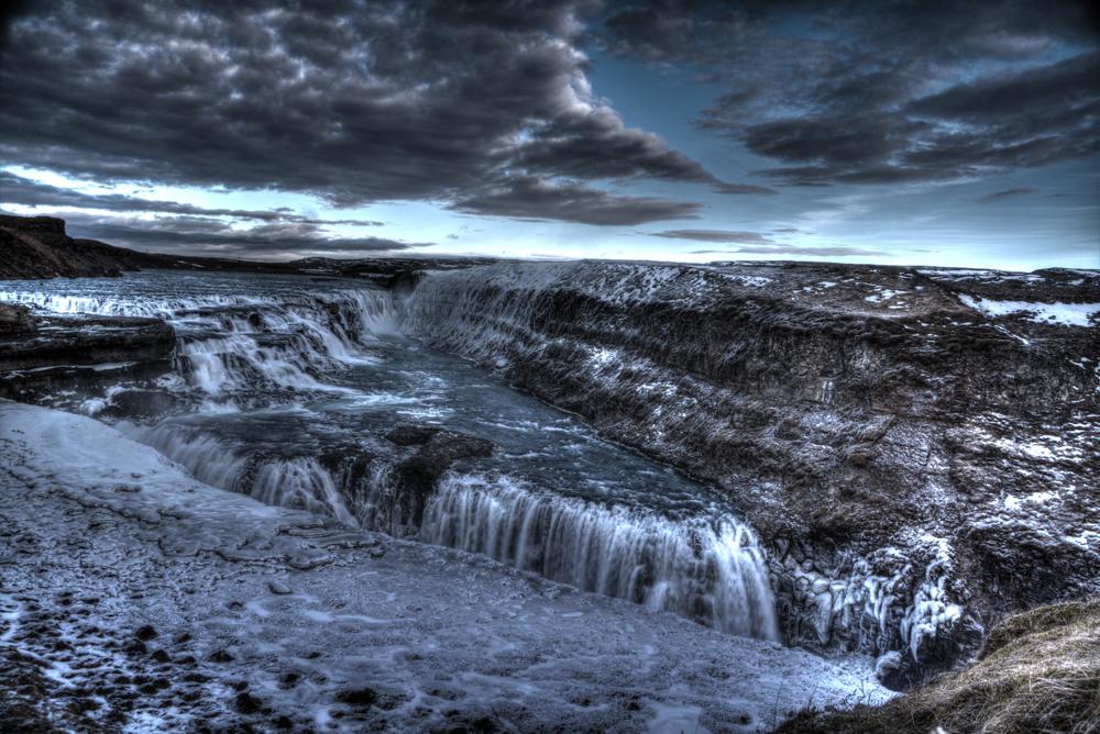 gullfoss, my favorite waterfall
