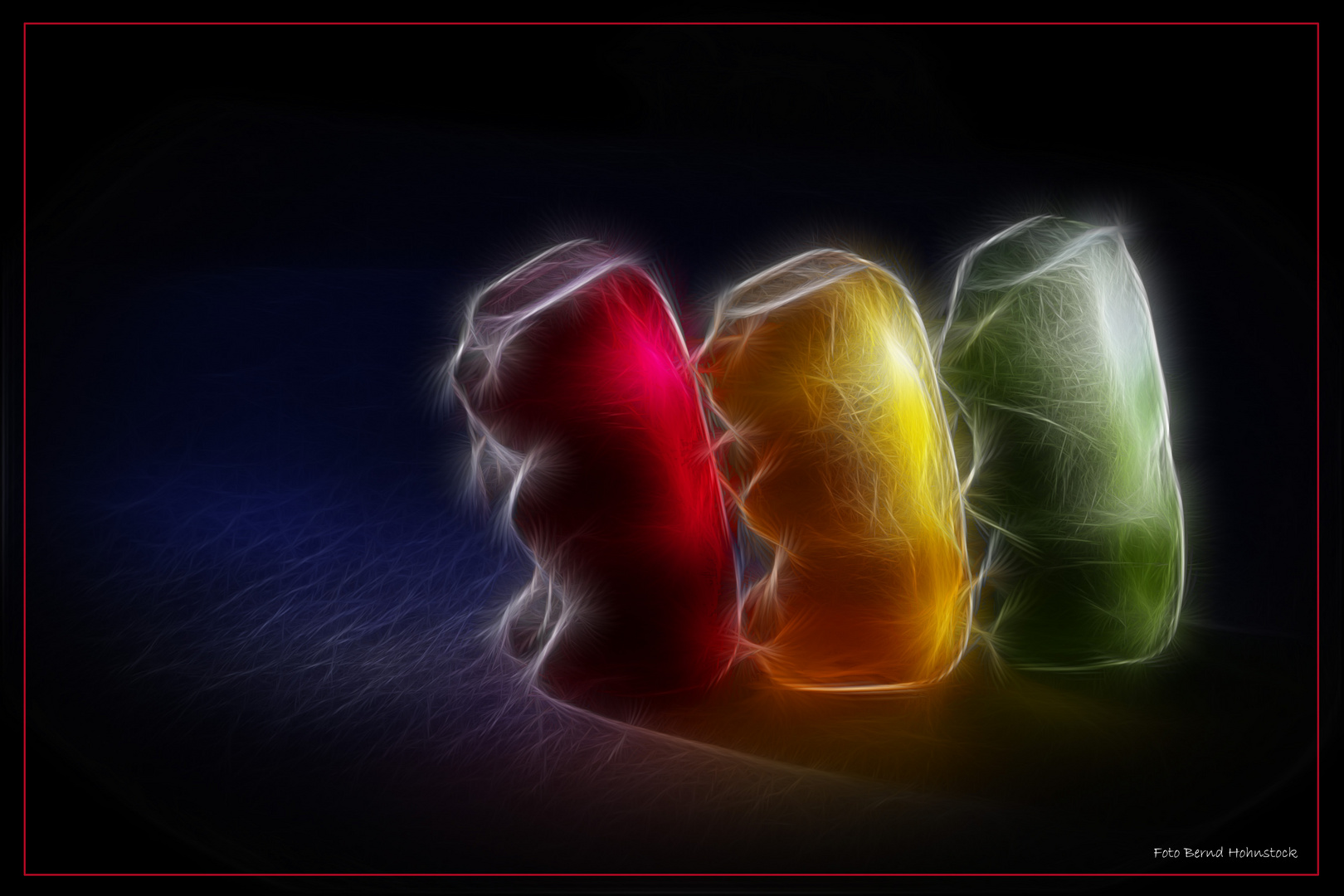 Gummibärchen ....