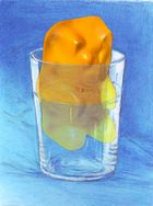 Gummie-Bärchen Glas