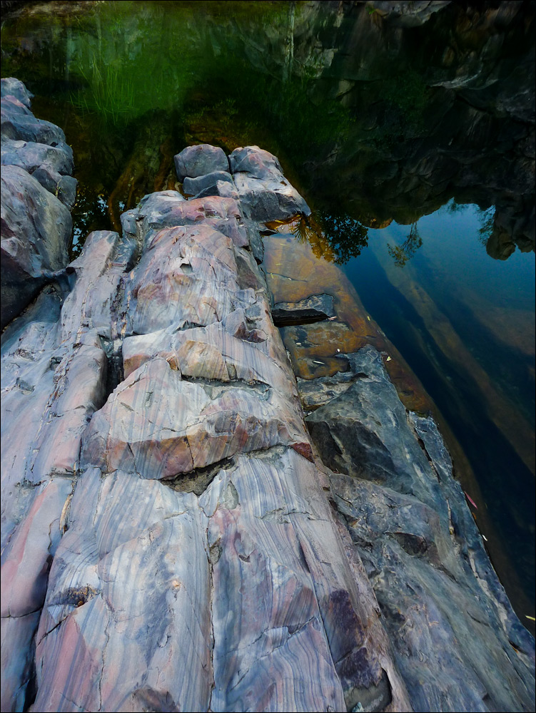 gunlom rocks