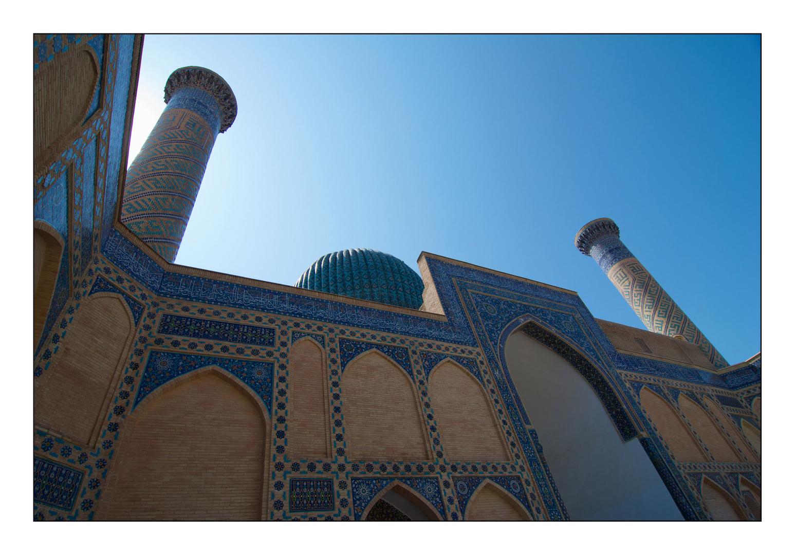 Gur-Emir Mausoleum - Samarkand
