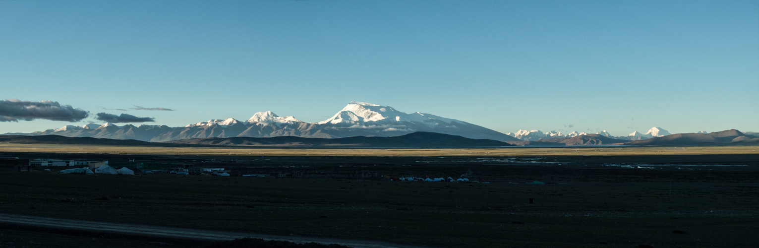 Gurla Mandhata (7728 m), Tibet