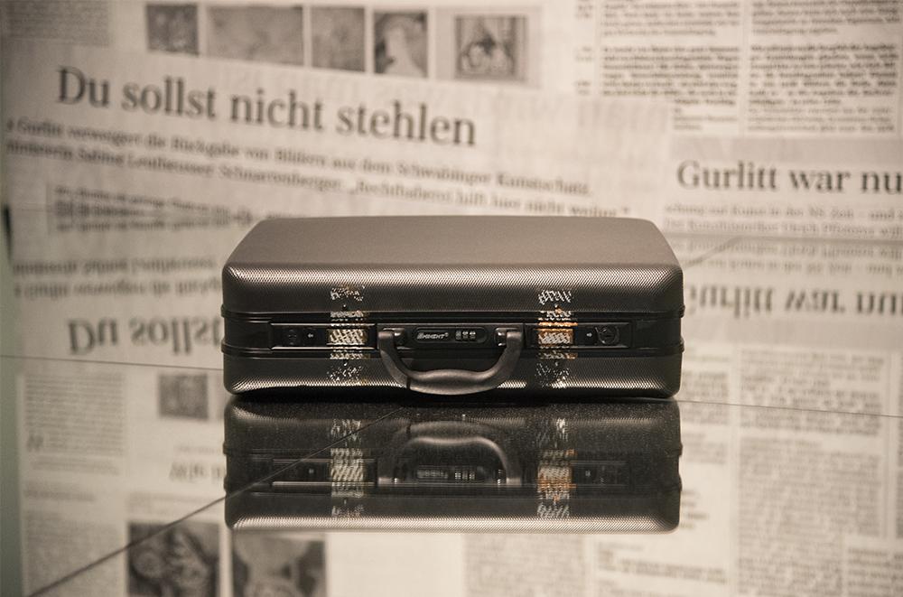 Gurlitt briefcase