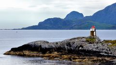 Gurskøya / Norwegen