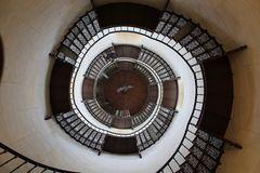 Gußeiserne Treppe