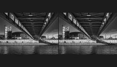 Gustav-Heinemann-Brücke 2 (3D)