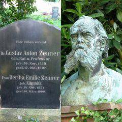 Gustav Zeuner 1828-1907 Chemnitz - Dresden