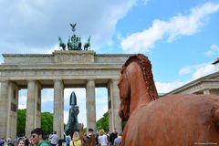 Gustavo Aceves - Lapidarium - in Berlin - II