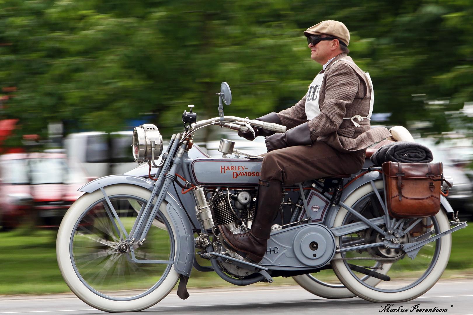 Gute Alte Harley - Davidson