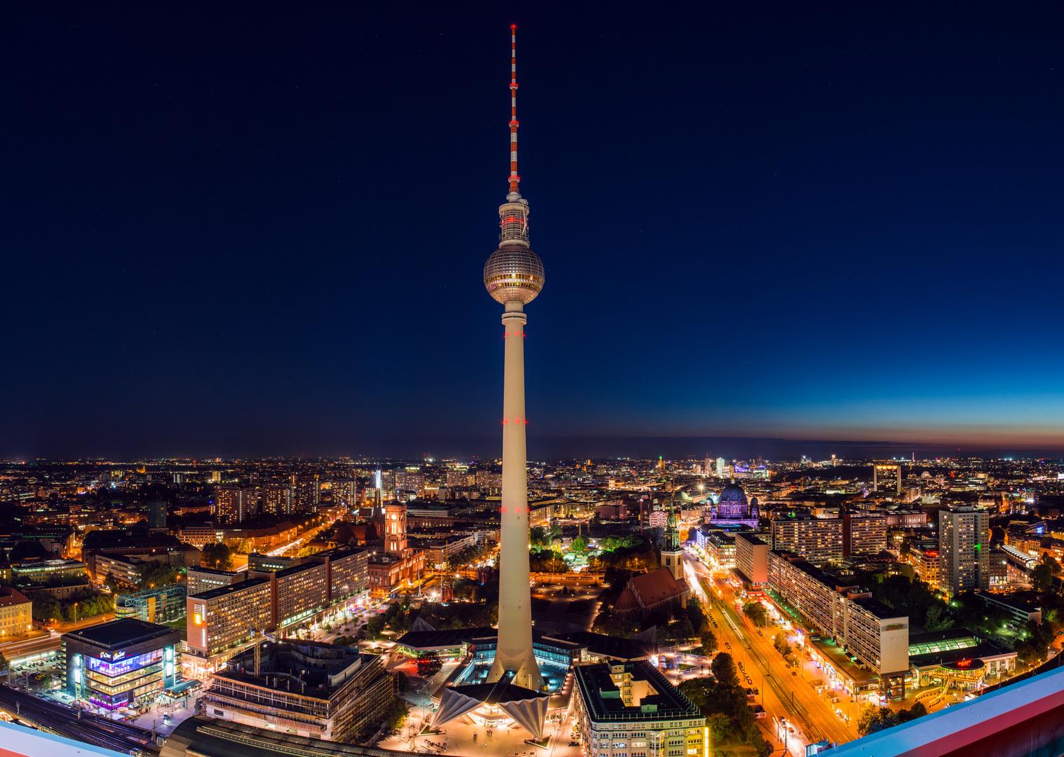 Gute Aussichten - Berlin