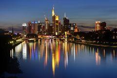 Gute Nacht Frankfurt