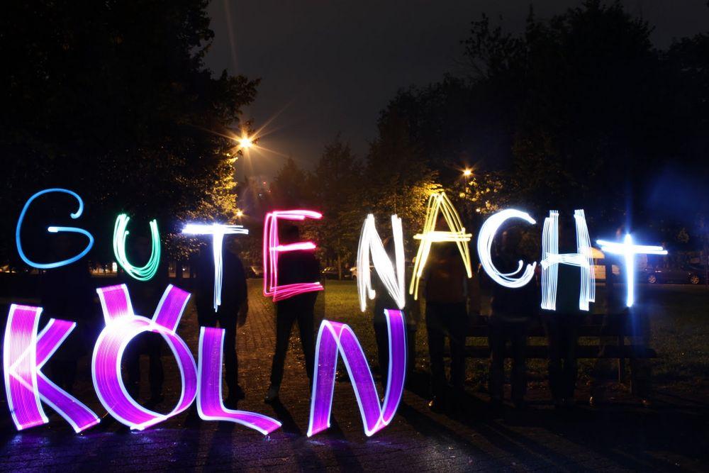 Gute Nacht Köln