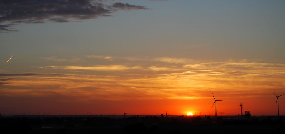 Gute Nacht liebe Sonne...