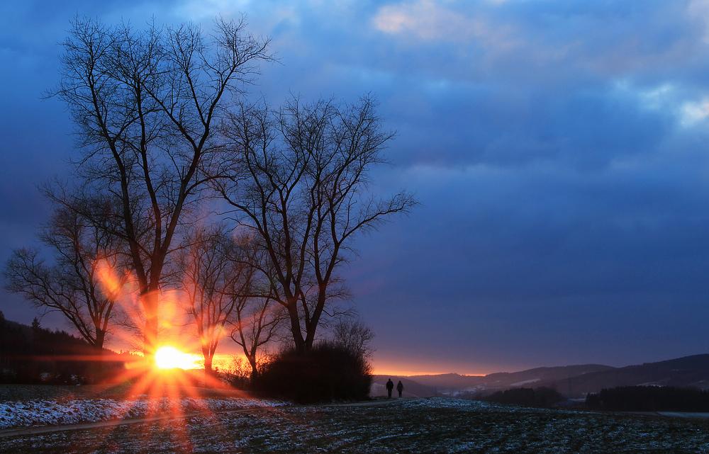 Gute Nacht liebe Sonne!!!
