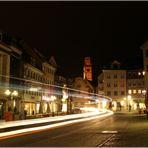 Gute Nacht schönes Ravensburg ...