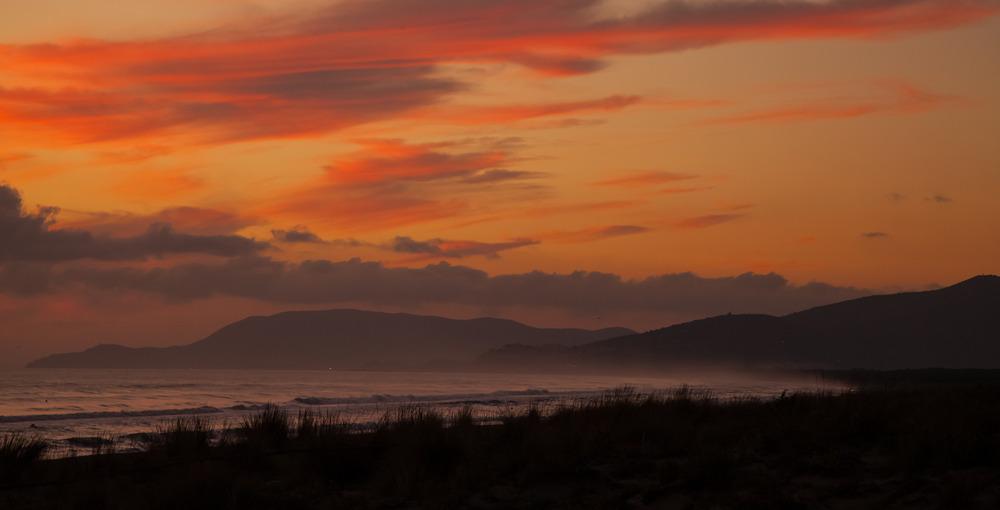 gute Nacht Toscana Foto & Bild | sonnenuntergänge, himmel ...