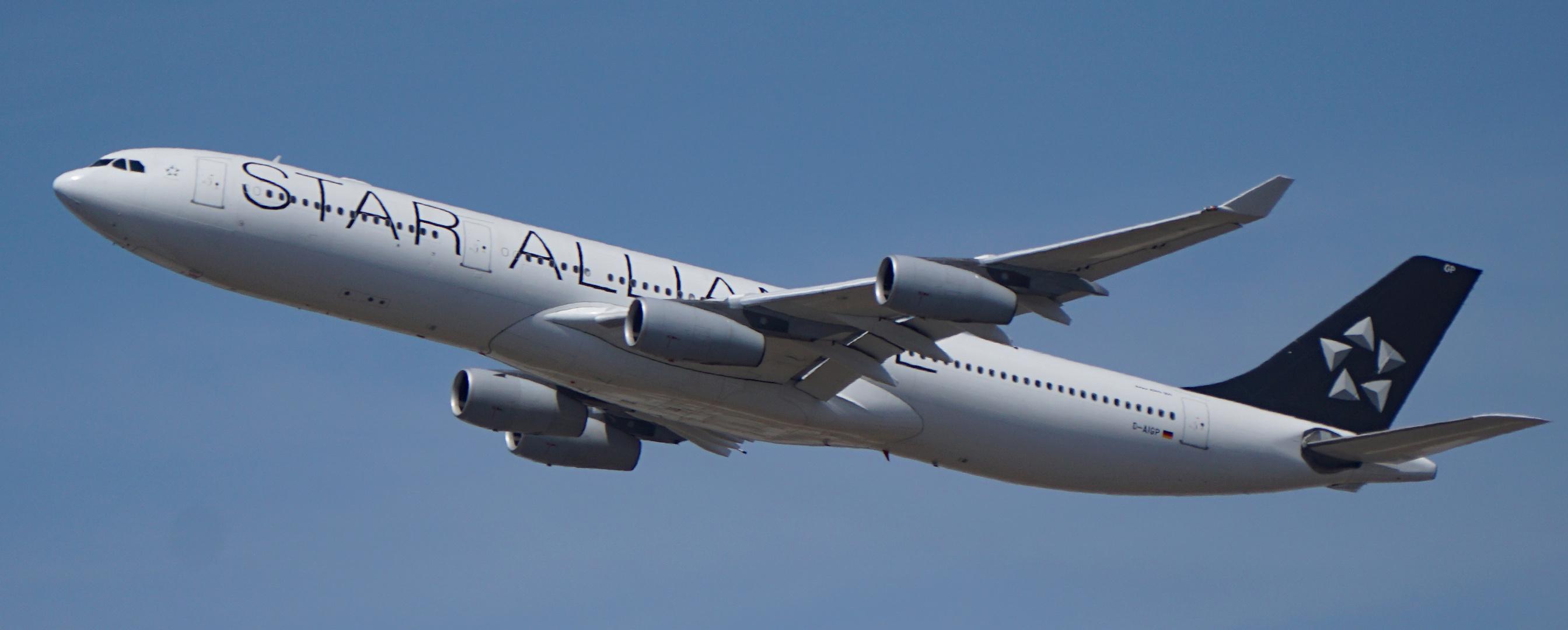 Gute Reise A340