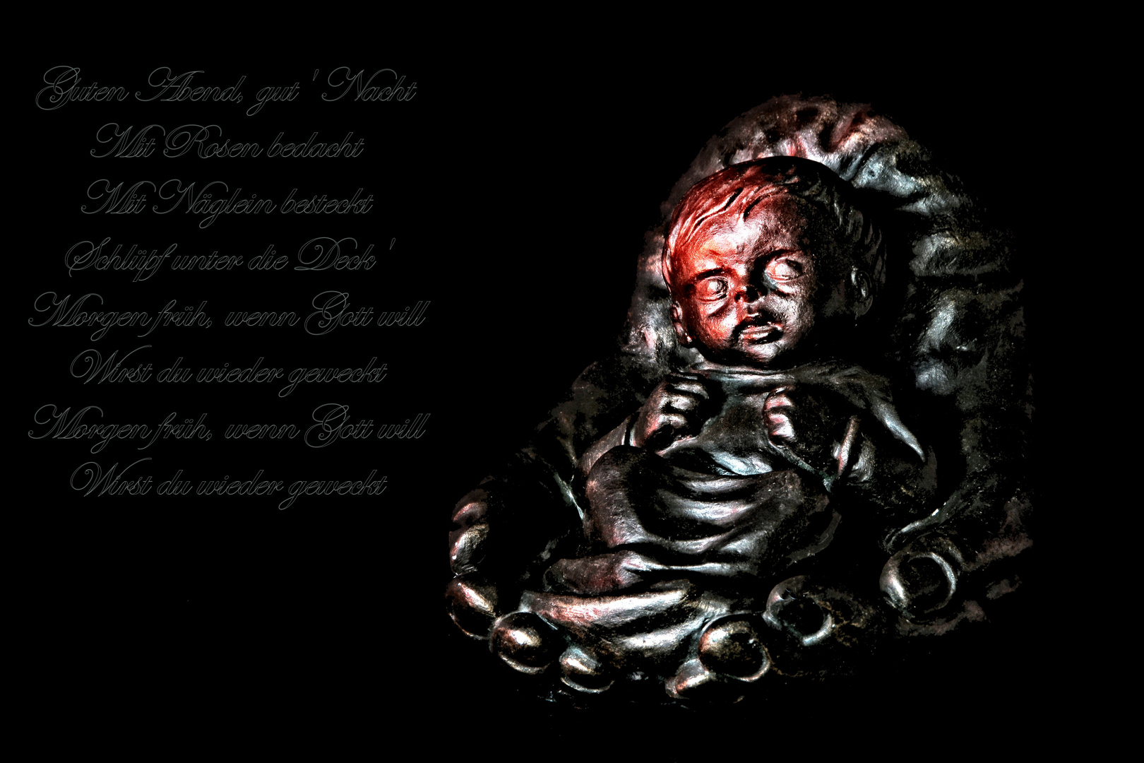 Guten Abend Gute Nacht Foto Bild Kinder Emotionen