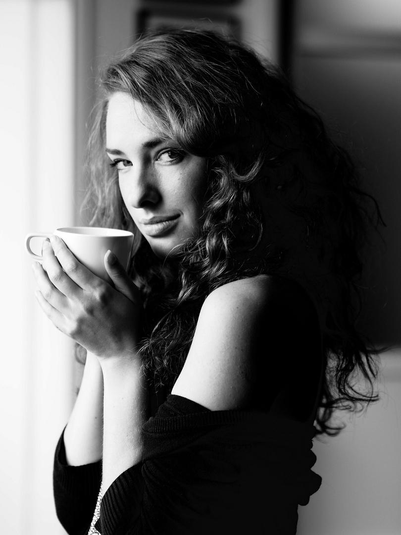 Guten Morgen Foto Bild Portrait Portrait Frauen Indoor