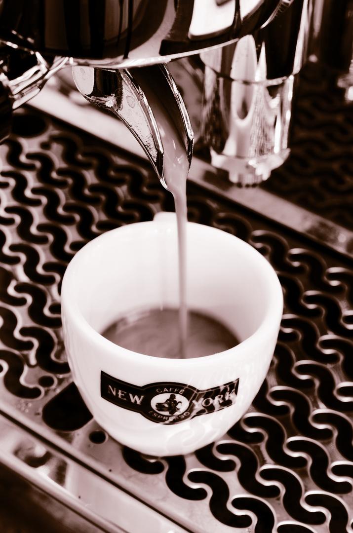 Guten Morgen Espresso Foto Bild Stillleben Essen