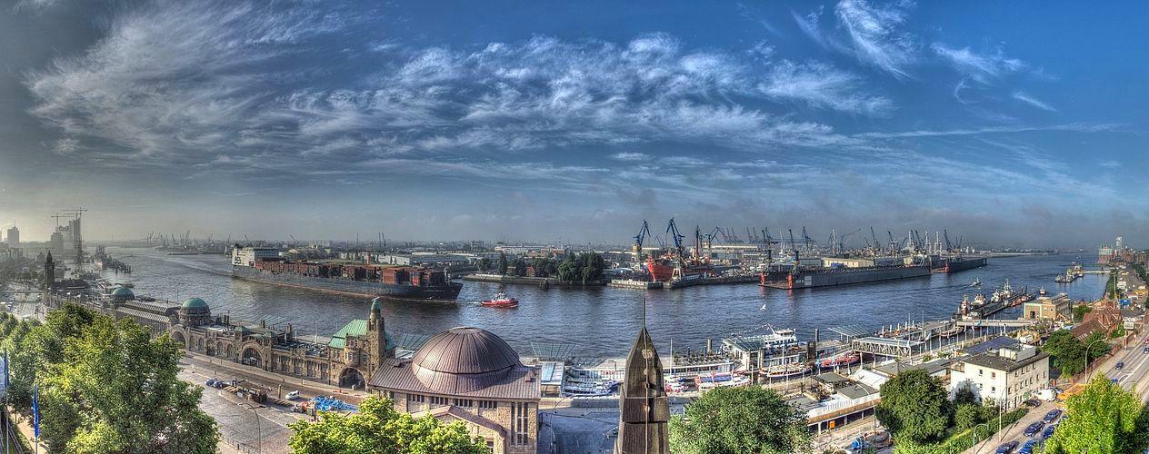 Hamburg Morgen