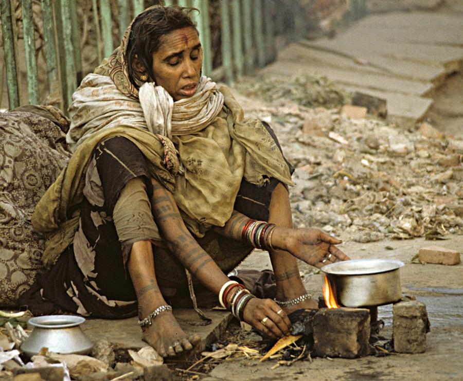 Guten Morgen Indien Foto Bild My Beloved India Delhi