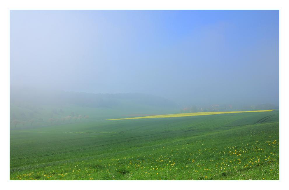 Guten Morgen, kleines Dorf...