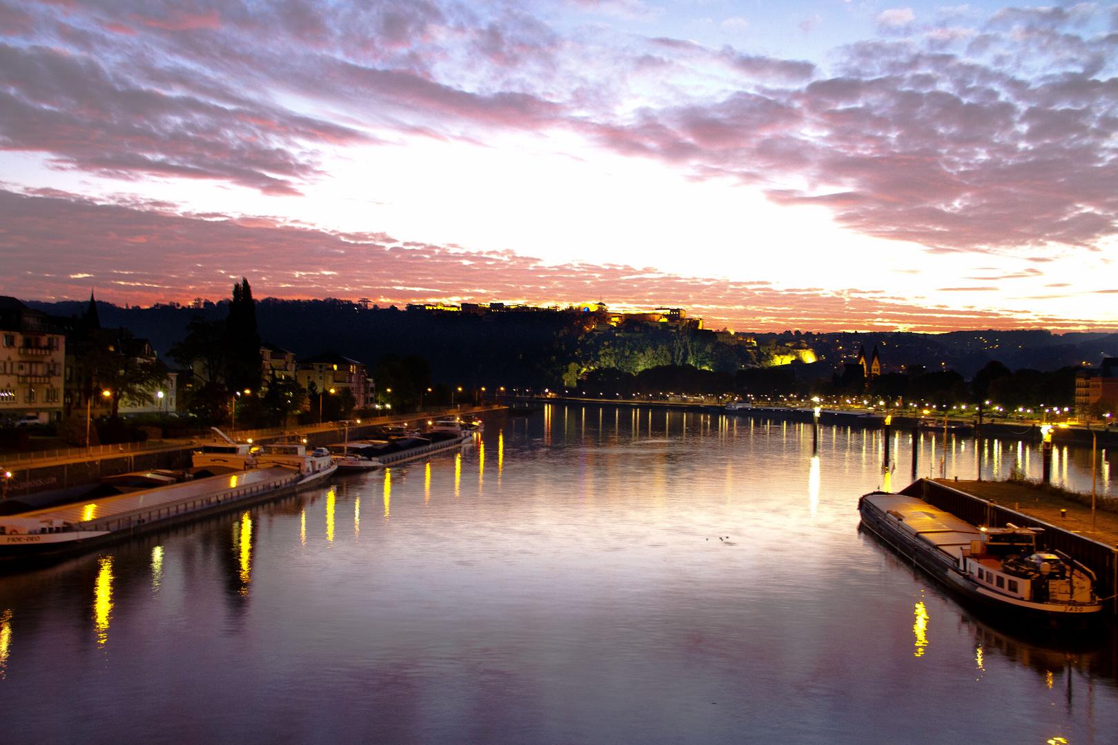 Guten Morgen Koblenz