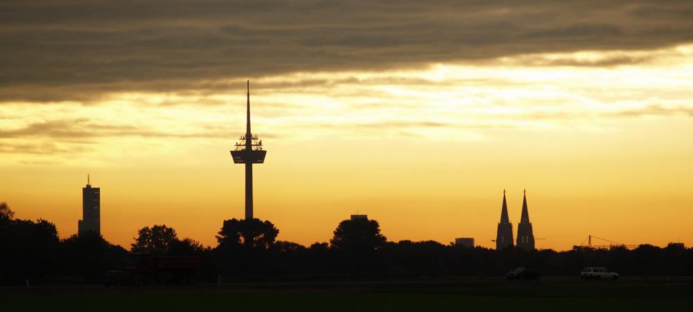 Köln Morgen