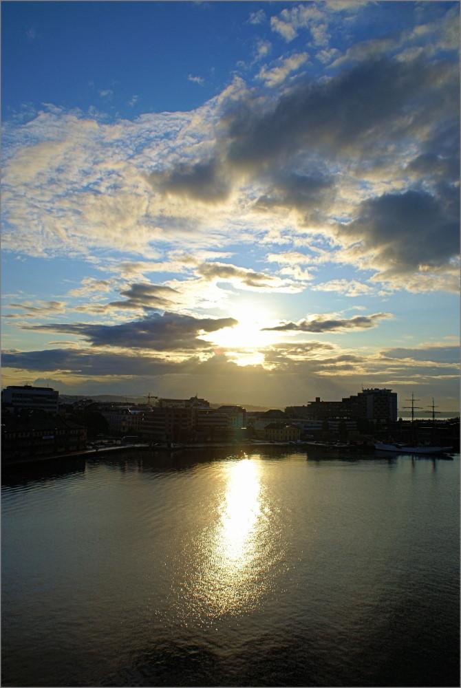 Guten Morgen, Kristiansand!