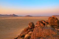 Guten Morgen Namib!