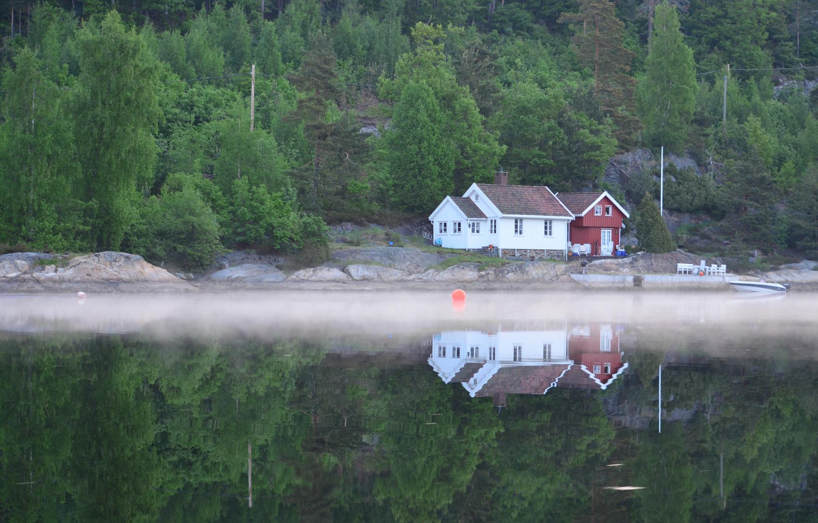 Guten Morgen Norwegen