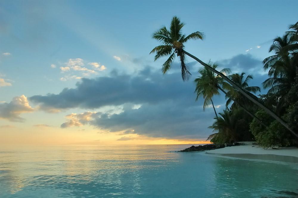 Guten Morgen Sonnenschein Foto Bild Landschaft Meer