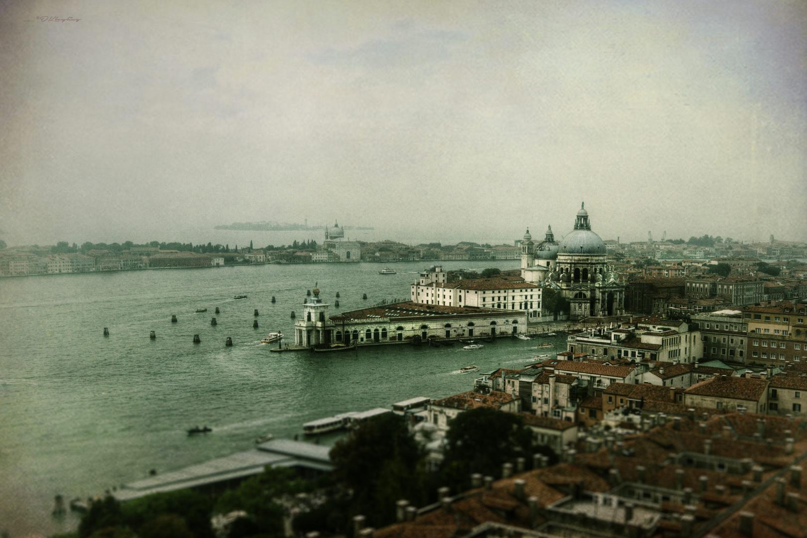 Guten Morgen, Venedig!