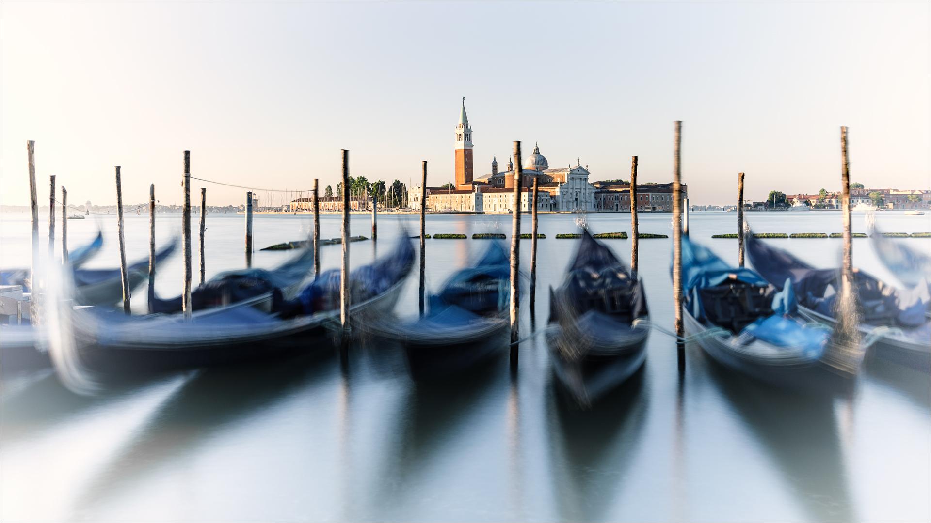 Guten Morgen Venedig